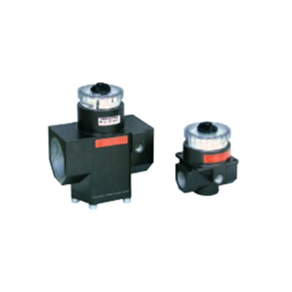 IMMAGINE DIAL AIR REGULATORS Avvitatori per assemblaggio industriale The use of air preparation devices, such as filters, regulators, and lubricators is an excellent means of keeping your tools and equipment to operate at their peak performance