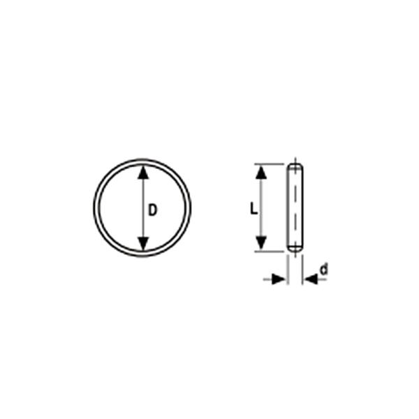 IMMAGINE RETAINING PINS AND RINGS FOR IMPACT SOCKETS 1 1 2 1 Avvitatori per assemblaggio industriale La miglior qualità di una bussola per avvitatura è riscontrabile dalla capacità di sopportare il maggior numero di colpi ad impatto generati dagli utensili, dalla precisione con cui avviene l'accoppiamento tra l'albero di uscita dell'avvitatore ed il drive ( attacco quadro) della bussola e dalla qualità del materiale in cui la bussola viene realizzata. Le bussole OZAT di Airtechnology sono inoltre realizzate con speciali lavorazioni che combinano le tradizionali elettroerosioni in uno speciale bagno chimico .Tale procedimento conferisce alle bussole caratteristiche di resistenza all'usura e robustezza all'utilizzo uniche nel mercato.