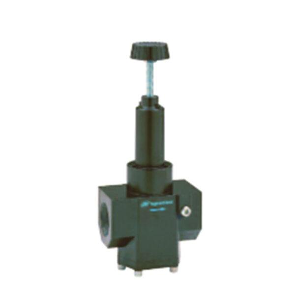 IMMAGINE SUPER DUTY REGULATORS Avvitatori per assemblaggio industriale L'uso di dispositivi di preparazione dell'aria, come filtri, regolatori e lubrificatori è un mezzo eccellente per mantenere i vostri strumenti e le attrezzature per operare al massimo delle loro prestazioni.