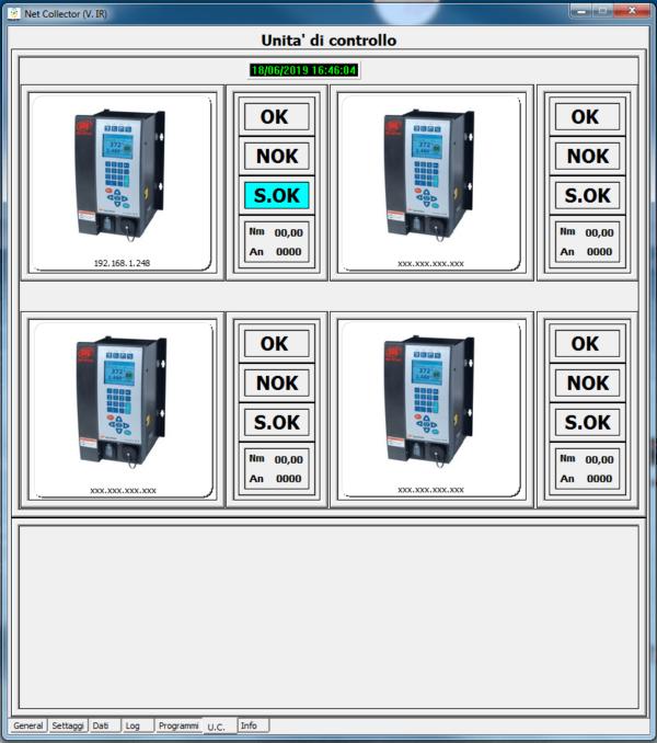 2 1  Avvitatori per assemblaggio industriale Net Collector è il software per la gestione della tracciabilità dei dati serraggio nel processo produttivo.