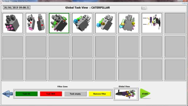 2 2  Avvitatori per assemblaggio industriale Software for guided driving of the tightening process