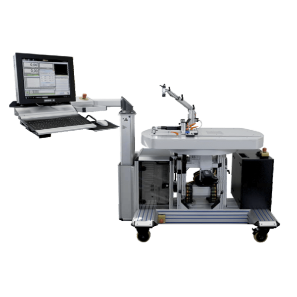 DWPM1000 Avvitatori per assemblaggio industriale Il banco di calibrazione DWPM-1000 è il primo banco completamente automatico per testare e calibrare chiavi dinamometriche per il controllo della coppia e chiavi dinamometriche elettroniche coppia e angolo.