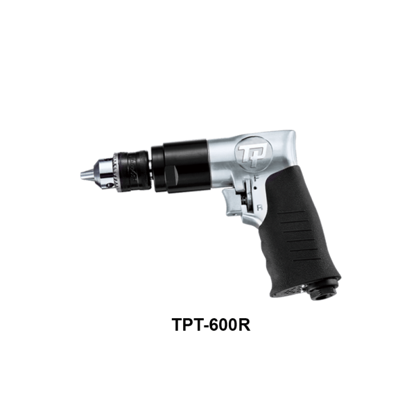 "TPT 600R  Avvitatori per assemblaggio industriale With drilling capacity from 6mm (1/4"") to 13mm (1/2""), various speeds and power, TP drills are designed to handle both your tough and smooth operations.