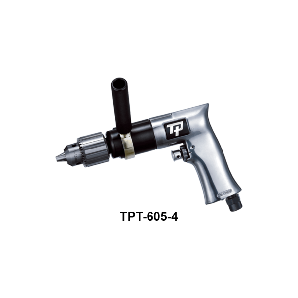 "TPT 605 4  Avvitatori per assemblaggio industriale With drilling capacity from 6mm (1/4"") to 13mm (1/2""), various speeds and power, TP drills are designed to handle both your tough and smooth operations.