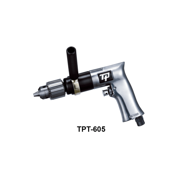 "TPT 605  Avvitatori per assemblaggio industriale With drilling capacity from 6mm (1/4"") to 13mm (1/2""), various speeds and power, TP drills are designed to handle both your tough and smooth operations.