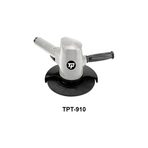 TPT 910 Avvitatori per assemblaggio industriale The TP series grinders offer maximum yield during material removal with minimum effort. The TP series grinders are robust, durable and light, easy to handle. The range covers pencil grinders and many straight grinders and angle grinders (from 50 mm up to 180 mm ), Particularly proud it covers the new series of high-power industrial grinders (1-1.5 HP ) available in all versions