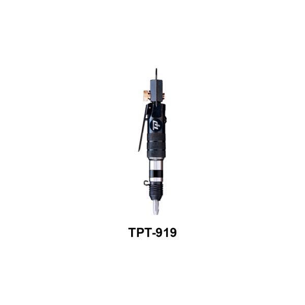 TPT 919  Avvitatori per assemblaggio industriale I martelli pneumatici sono utensili con una speciale combinazione di potenza, compattezza e leggerezza, costruiti per resistere ai lavori più impegnativi e più difficili.
