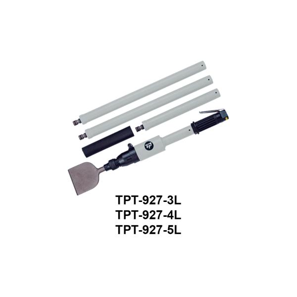 TPT 927  Avvitatori per assemblaggio industriale I martelli pneumatici sono utensili con una speciale combinazione di potenza, compattezza e leggerezza, costruiti per resistere ai lavori più impegnativi e più difficili.  ATTENZIONE:I modelli TPT-930,TPT-930H,TPT-931,TPT-931H,TPT-932,TPT-932H non sono al momento disponibili.