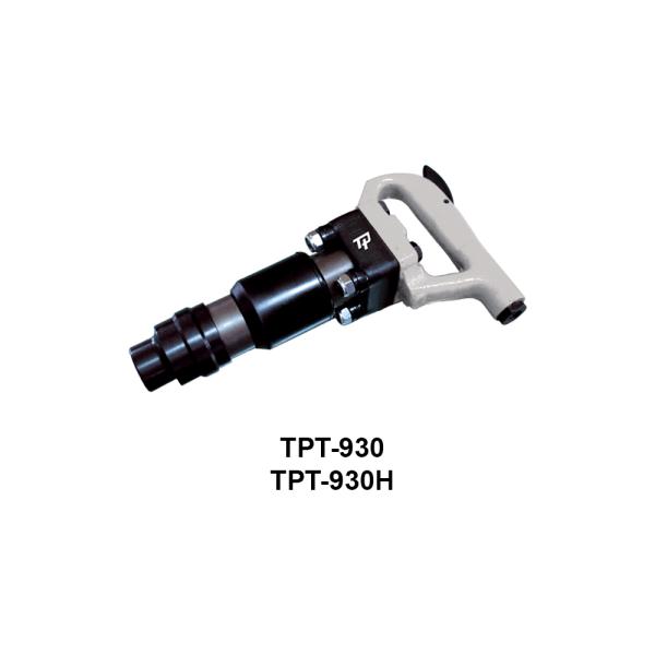 TPT 930  Avvitatori per assemblaggio industriale I martelli pneumatici sono utensili con una speciale combinazione di potenza, compattezza e leggerezza, costruiti per resistere ai lavori più impegnativi e più difficili.  ATTENZIONE:I modelli TPT-930,TPT-930H,TPT-931,TPT-931H,TPT-932,TPT-932H non sono al momento disponibili.