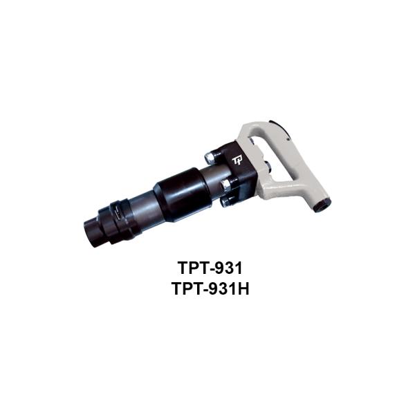 TPT 931  Avvitatori per assemblaggio industriale I martelli pneumatici sono utensili con una speciale combinazione di potenza, compattezza e leggerezza, costruiti per resistere ai lavori più impegnativi e più difficili.  ATTENZIONE:I modelli TPT-930,TPT-930H,TPT-931,TPT-931H,TPT-932,TPT-932H non sono al momento disponibili.