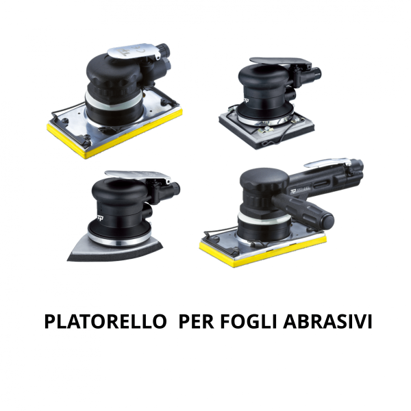 TRANMAX TPT LEVIGATRICE PALMARE PLATORELLO PER FOGLI ABRASIVI COPERTINA  Avvitatori per assemblaggio industriale TP offers a complete range of polishing and polishing machines to meet your finishing needs, from removing heavy materials to precision finishing.