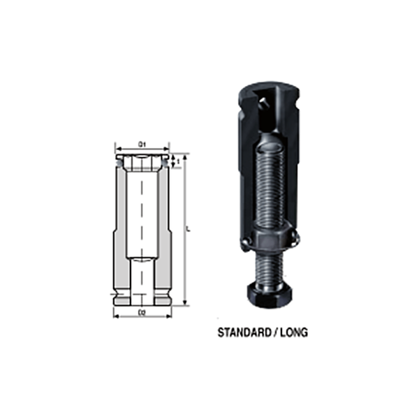 IMMAGINE 1 2 SQ DRIVE CATCH SOCKETS STANDARD 1 Avvitatori per assemblaggio industriale The best quality of a screwing compass can be found in the ability to withstand the greatest number of impact blows generated by the tools, by the precision with which the coupling between the exit shaft of the screwdriver and the drive (square drive) of the compass and the quality of the material in which the compass is made. The OZAT compasses by Airtechnology are made with special processes that combine the traditional electroerosions in a special chemical bath. This process gives the bushes characteristics of resistance to wear and strength to use unique in the market.