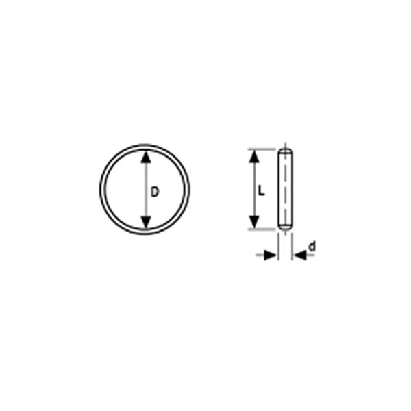 IMMAGINE RETAININGS PINS AND COUPLINGS FOR IMPACT SOCKETS 2 1 2 1  Avvitatori per assemblaggio industriale La miglior qualità di una bussola per avvitatura è riscontrabile dalla capacità di sopportare il maggior numero di colpi ad impatto generati dagli utensili, dalla precisione con cui avviene l'accoppiamento tra l'albero di uscita dell'avvitatore ed il drive ( attacco quadro) della bussola e dalla qualità del materiale in cui la bussola viene realizzata.  Le bussole OZAT di Airtechnology sono inoltre realizzate con speciali lavorazioni che combinano le tradizionali elettroerosioni in uno speciale bagno chimico .Tale procedimento conferisce alle bussole caratteristiche di resistenza all'usura e robustezza all'utilizzo uniche nel mercato.