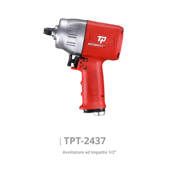 TPT 2437 Avvitatore ad impatto dritto da 1 2 Avvitatori per assemblaggio industriale