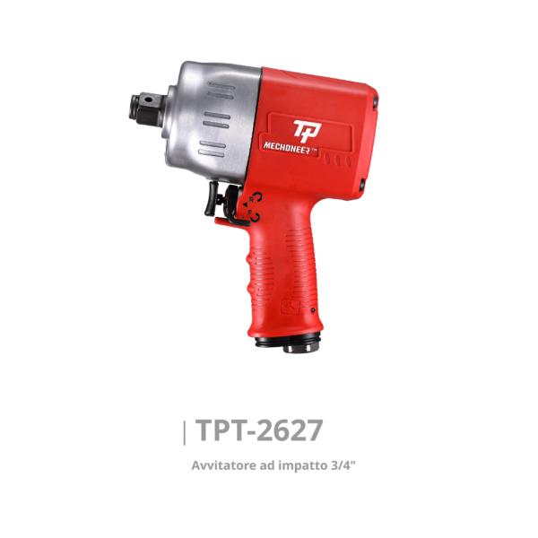 TPT 2627 Avvitatore ad impatto dritto da 3 4 Avvitatori per assemblaggio industriale