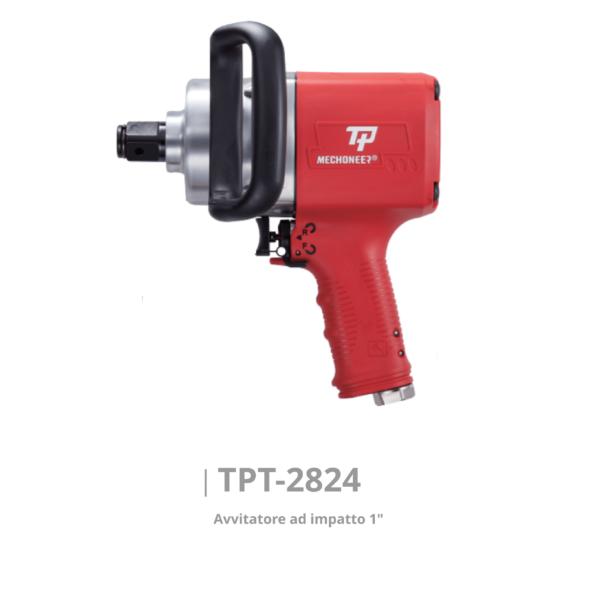 TPT 2824 Avvitatore ad impatto a pistola da 1 Avvitatori per assemblaggio industriale