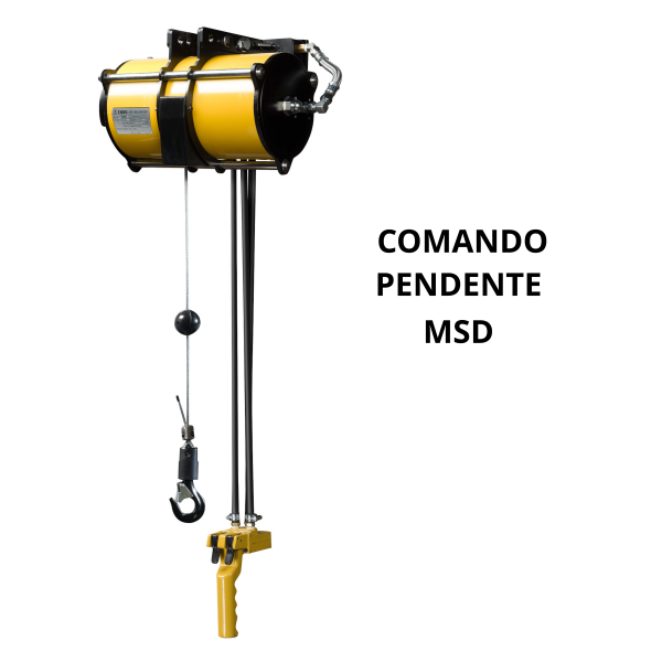 ENDO AIR BALANCER MSD copertina Avvitatori per assemblaggio industriale <p>• They are a simple device for assisting vertical movements; assist the operator's movement input in a uniform manner, eliminating the weight. The regulation of the air pressure guarantees the operator maximum efficiency according to the load to be moved and ergonomics for a precise position in the movements. DESCRIPTION: The pneumatic balancing devices can be divided according to the type of control: BW: basic unit, without control Features: No control Standard functionality of pneumatic balancers ZA: pneumatic balancing with suspension control Features: Ergonomic suspension control handle with up / down push-button switch Precise and high-speed positioning 3.7 m (12 feet) double pre-wired cable included BA: pneumatic balancing machines with servocontrol Features: Single balancer control for single load balancing EA: high load pneumatic balancing machines, with low load, without load control Features: Load balancing for three loads Pendant with rotary switch to select the load 12 m (3.7 m) of standard tube length</p>