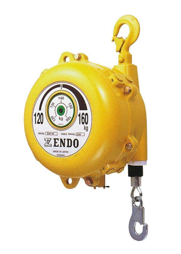 EWF 160 Avvitatori per assemblaggio industriale I bilanciatori a molla della gamma Airtechnology / ENDO presentano diversi modelli ciascuno con specifiche peculiarità: SERIE EK – ERP – Capacità di bilanciamento e ritrazione leggera per carichi fino a 1,5 Kg per EK e fino a 2,0 Kg per ERP SERIE ATB-THB – Capacità di bilanciamento e ritrazione con alimentazione diretta avvitatori pneumatici di peso sino a 6,5 Kg SERIE EW - EWS – Capacità di bilanciamento e ritrazione per carichi sino a 7 Kg SERIE EWF - Capacità di bilanciamento e ritrazione per carichi sino a 120 Kg SERIE A – Capacità di bilanciamento e ritrazione da 70 fino a 120 Kg con sistema di riavvolgimento e ritrazione frizionato per un riavvolgimento rallentato e gancio di appensione prolungato SERIE B – Capacità di bilanciamento e ritrazione sino a 7 Kg con sistema di riavvolgimento e ritrazione frizionato per un riavvolgimento rallentato SERIE C Green Generation - Bilanciatori in acciaio zincato non verniciato capacità di sollevamento e ritrazione siano a 120 Kg SERIE X Green Generation - Bilanciatori in acciaio zincato non verniciato capacità di sollevamento e ritrazione siano a 120 Kg SERIE Y Green Generation - Bilanciatori in acciaio INOX capacità di sollevamento e ritrazione siano a 120 Kg ideali PER APPLICAZIONI IN AMBITI ALIMENTARI SERIE ELF - Capacità di bilanciamento e ritrazione sino a 70 Kg ma con corsa di avvolgimento lunga SERIE EWA - Capacità di bilanciamento e ritrazione sino a 70 Kg ma con sistema di sicurezza anti riavvolgimento improvviso del cavo (snap-back) in caso di perdita del carico o di rottura del cavo di apprensione carico SERIE ETP - Capacità di bilanciamento e ritrazione per carichi da 120 Kg sino a 200 Kg